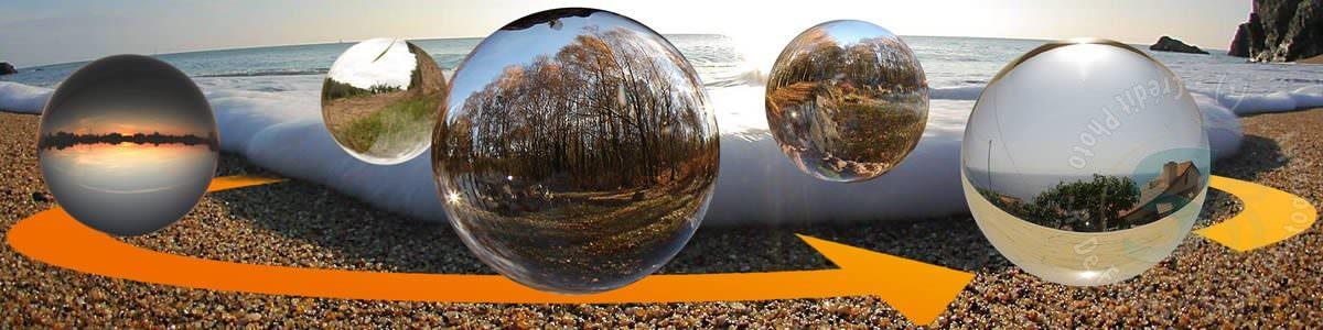 Images Sphériques 360°